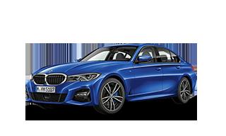 BMW 3 Series Sedan (2019)